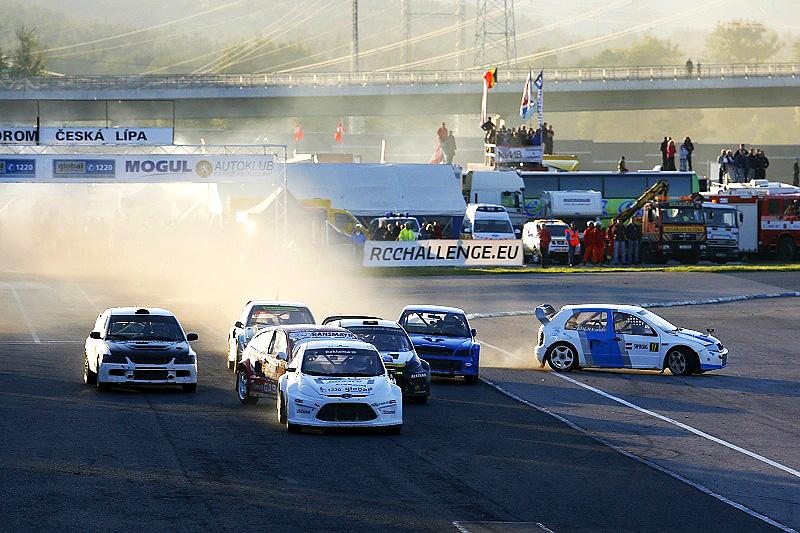 Global Assistance Racing Aréna v Sosnové o víkendu patřila rallycrossu evropské úrovně
