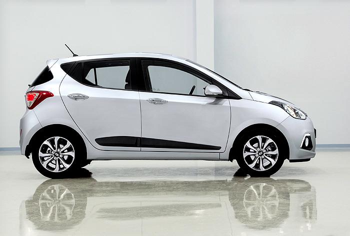 Hyundai představuje novou generaci modelu i10 - na trh v ČR vprodeji koncem roku 2013