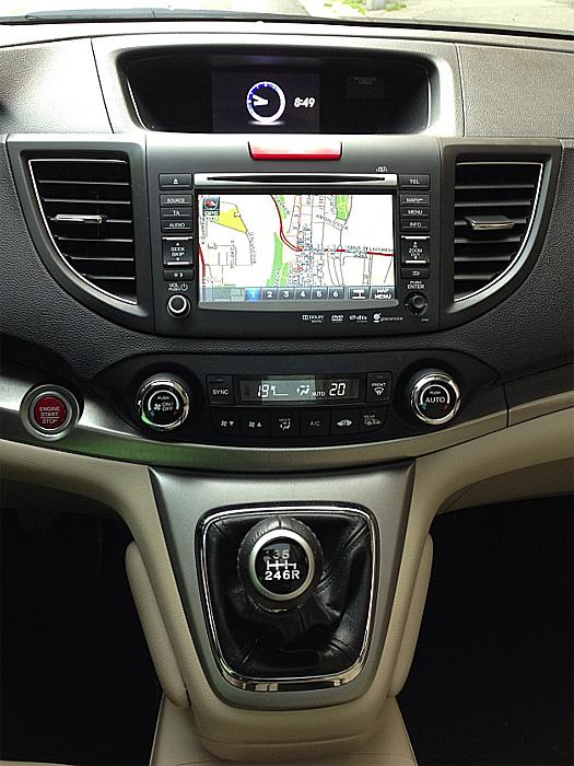 Honda CR-V 2.2 i-CTDi - svižný cestovatel vredakčním testu