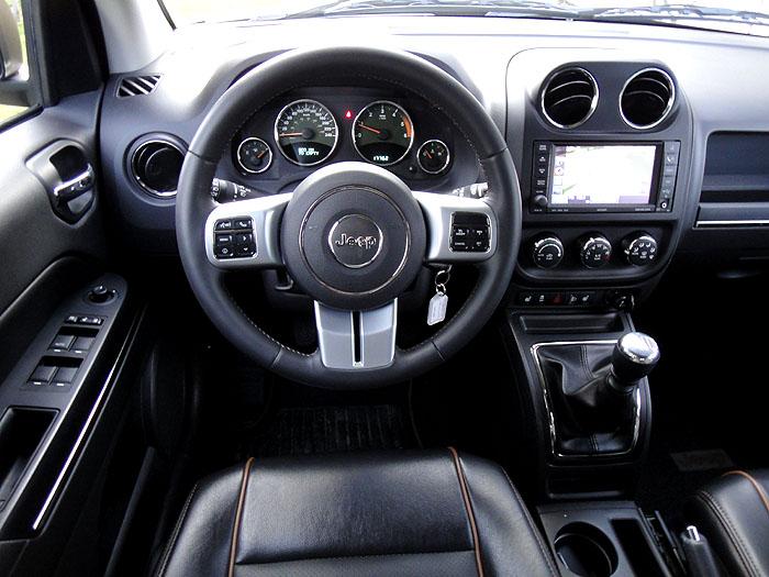 Jeep Compass limitované edice Anniversary 4x4 kvýročí 70 let značky v testu redakce