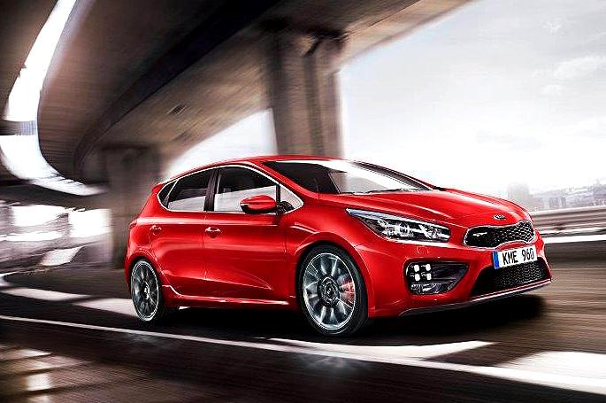 Nové modely Kia pro_cee´d GT a cee´d GT v prodeji