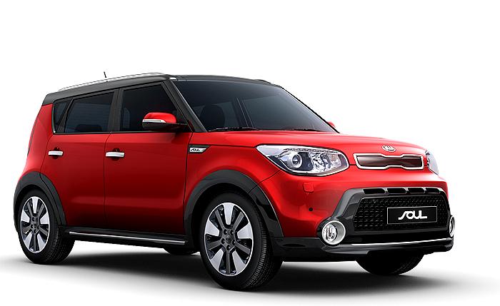 Zcela nové SUV Kia Soul v evropské premiéře již 10. září na autosalonu ve Frankfurtu