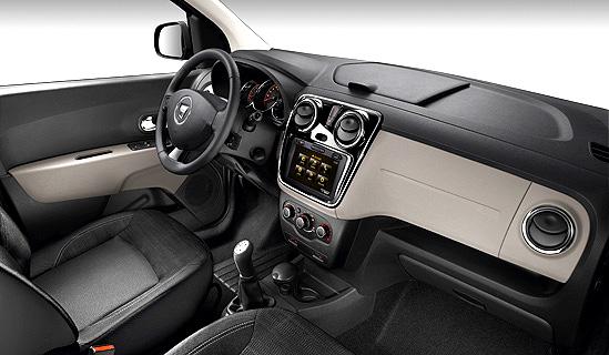 Dacia Lodgy – 5 až 7místné MPV za cenu Dacie (stručná informace)