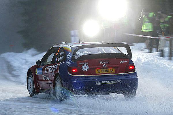 Třetí pokračování seriálu WRC v Mexiku – 11. až 14. března 2004