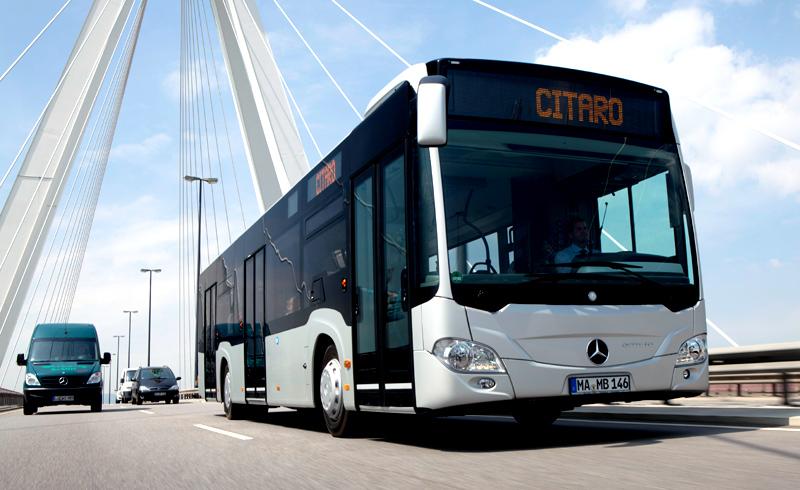 Daimler Buses dodá autobusy největšímu provozovateli autobusové dopravy v Německu