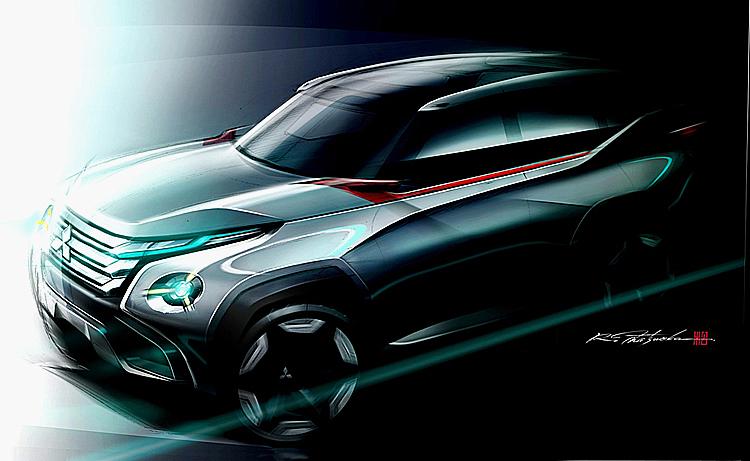 Mitsubishi představí na letošním autosalonu v Tokiu ve světové premiéře tři zcela nové koncepční vozy SUV