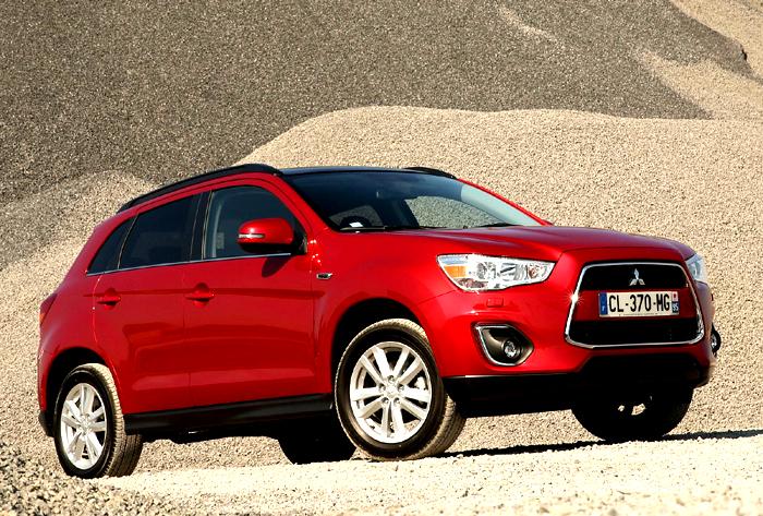 Mitsubishi snížilo ceny dieselové verze svého nejprodávanějšího modelu ASX