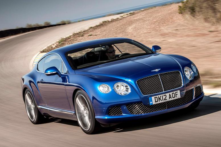 Bentley Continental GT Speed – technické specifikace nejrychlejšího sériově vyráběného modelu Bentley všech dob