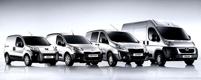 Peugeot ČR ve spolupráci se sítí svých koncesionářů pořádá již třetím rokem Peugeot Professional Raodshow