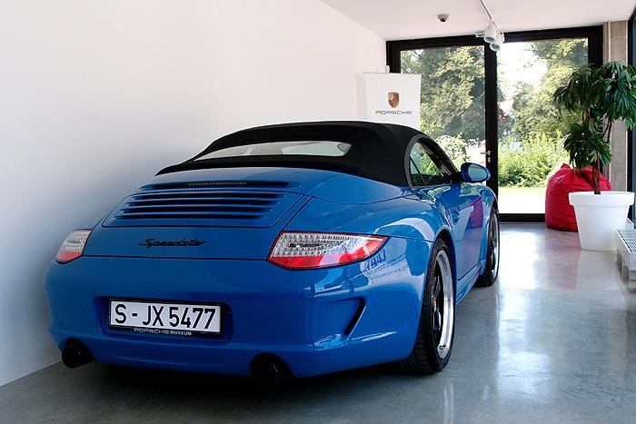 Porsche Inter Auto CZ zve na exkluzivní výstavu modelů Porsche