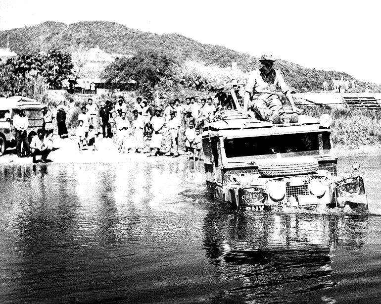 Mezinárodní festival outdoorových filmů 2013 – Land Rover na cestě za dobrodružstvím