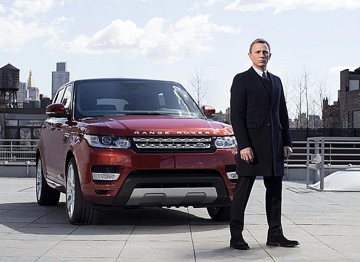 Nový Range Rover Sport byl představen v ulicích New Yorku