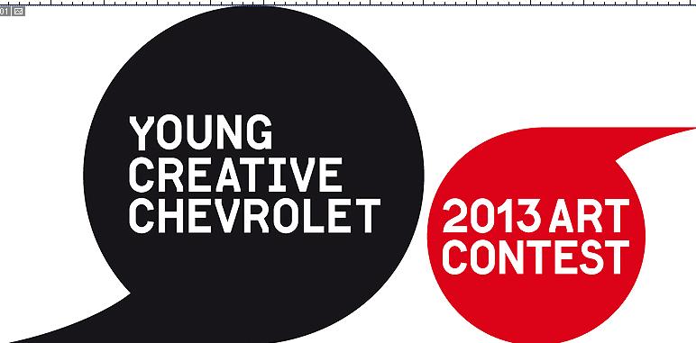 Soutěž Young Creative Chevrolet 2013 (YCC) je odstartována