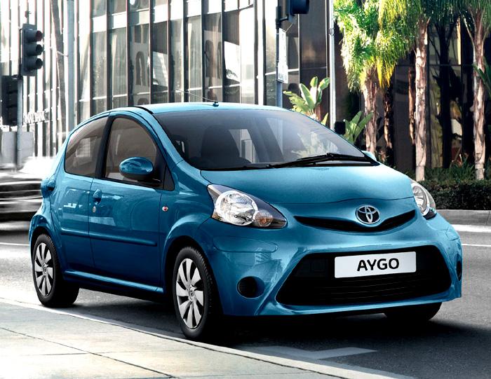"""Toyota Czech představila změny v modelové řadě Aygo včetně verze """"Czech Edition"""" scenou od 209900 Kč (s DPH)"""