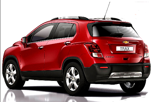 Značka Chevrolet letos na jaře rozšíří svou nabídku modelů SUV pro Evropu malým modelem Chevrolet Trax