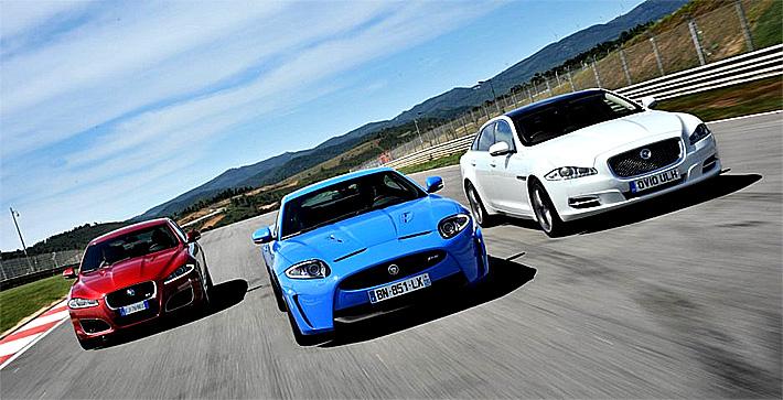Nejvýkonnější vozy Jaguar vás čekají od 2. do 20. října na R-Performance Tour po Česku