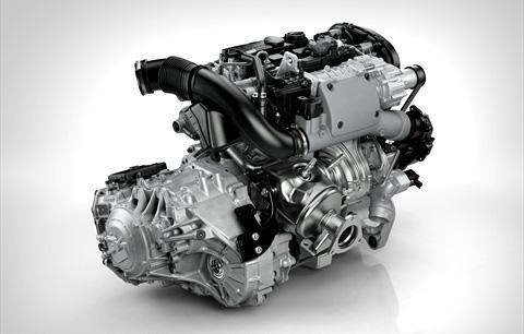 Nová hnací ústrojí Drive-E Volvo – úsporný provoz, potěšení z jízdy a unikátní technologie