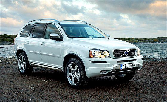 Výjimečná nabídka – bestseller od Volva, sedmimístné SUV XC90 za neopakovatelnou cenu: pod hranicí milionu korun včetně DPH