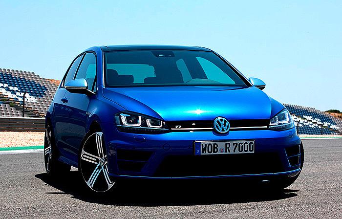 Během prvních šesti měsíců roku 2013 debutovaly nové modely Golf: GTI, GTD, Variant a TDI BlueMotion