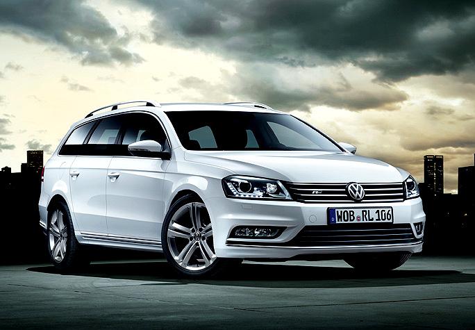 Volkswagen snižuje ceny mimořádně oblíbených modelů Passat Limousine a Passat Variant