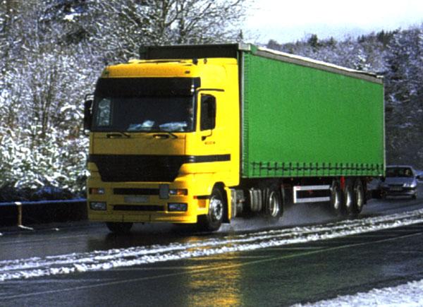 Scania vroce 2001 úspěšná na našem trhu