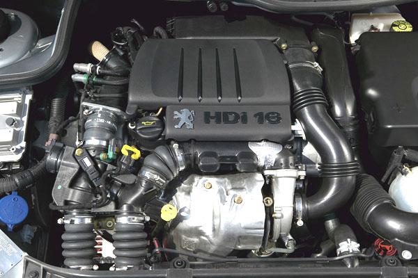 Peugeot představuje nové motorizace 1.6 HDI a 2.0 HDI