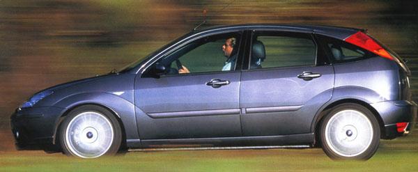 Ford Focus ST170 a Ford Mondeo ST220 - Mistři vitality