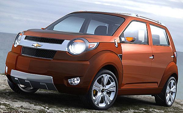 Chevrolet na dnes zahajovaném autosalonu vNew Yorku