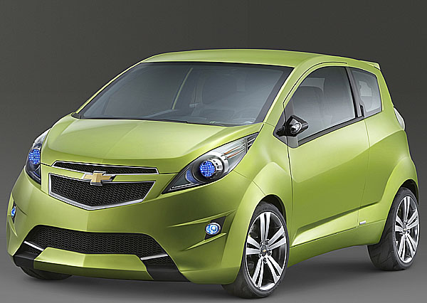 Studie Chevrolet Beat