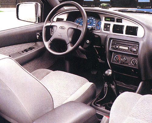 Ford Ranger 2003: Úspěch plodí úspěch