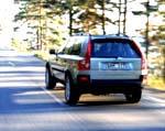 Volvo XC90 4x4 – nová generace vozů pro volný čas