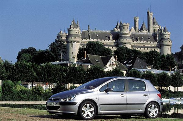 Peugeot 307 zvolen
