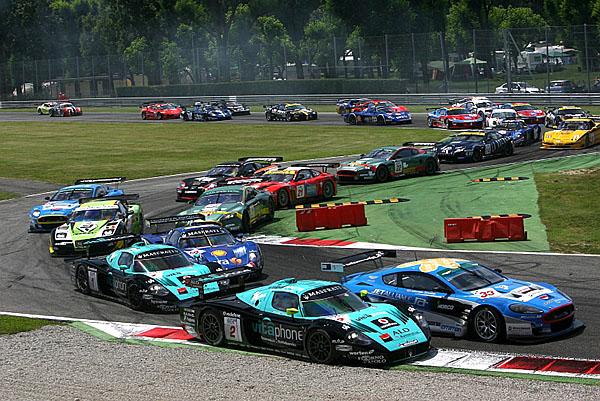 FIA GT Monza: Jet Alliance poprvé vítězně