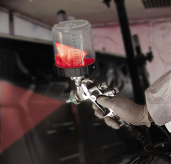 Systém pro přípravu a stříkání barev 3M byl oceněn za své vynikající kvality