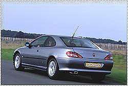 Peugeot 406 Coupé s pořadovým číslem 100 000 je na světě!