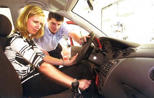 Ženy nejen za volantem