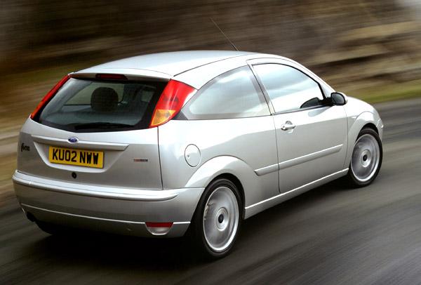 Nový sportovní Ford Focus ST170 vprodeji ve tří i pěti dveřovém provedení na našem trhu