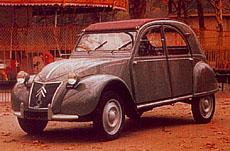 80 let automobilů Citroën: Po cestách pokroku