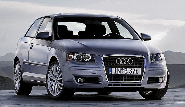 Audi A3 slaví vzáří významné výročí