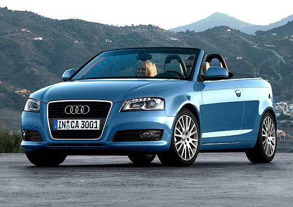 Sportovní, elegantní a plné emocí – nové Audi A3 Cabriolet