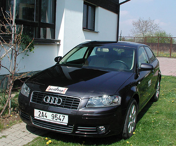 Audi A3 v redakčním testu