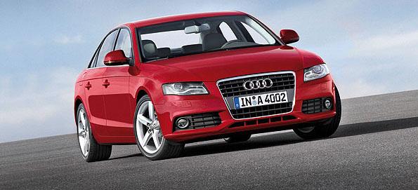 Nové Audi A4 – nejsportovnější sedan střední třídy