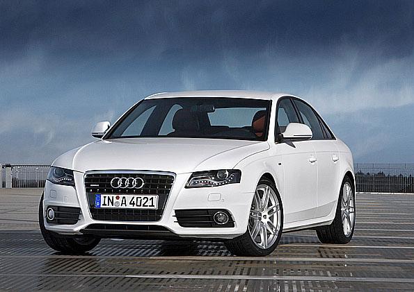 """Audi A4 získává titul """"Evropské Auto 1"""""""