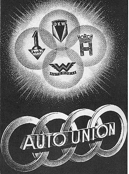 Společnost Audi, přesněji její firemní znak – čtyři kruhy – slaví 75. narozeniny.