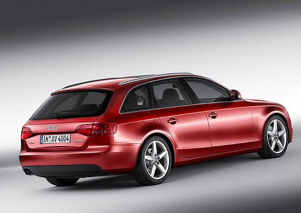 Nové Audi A4 Avant na březnovém autosalonu vŽenevě