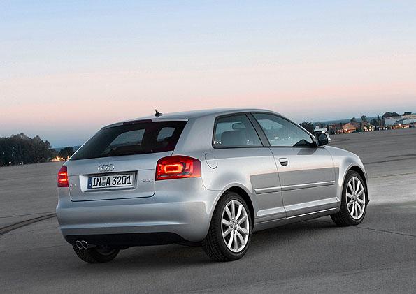 Audi A3: nová dynamika zvyšuje požitek z jízdy