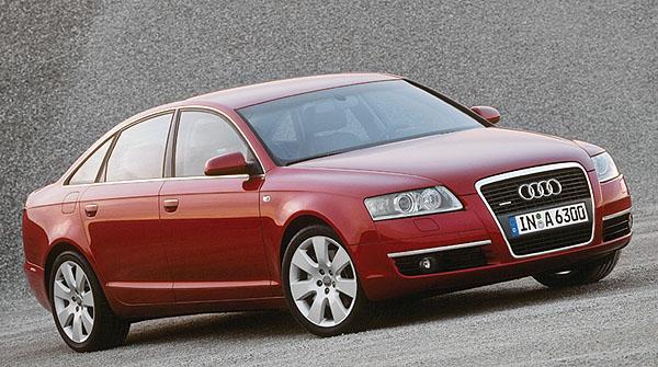 Audi A6 nové generace se představuje