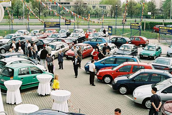 Společnost AAA AUTO a.s. slavnostně otevřela vpátek 23. dubna novou pobočku vPardubicích
