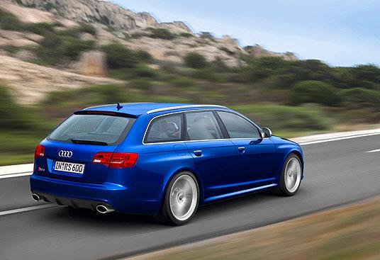 Nové Audi RS6 Avant na českém trhu