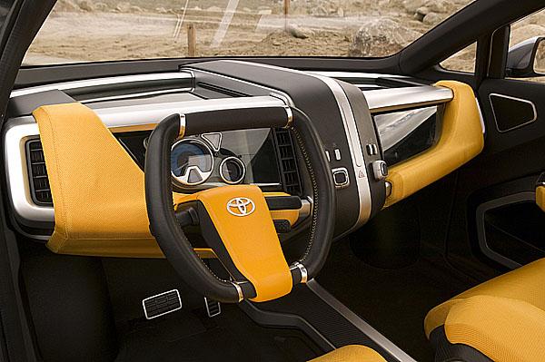 Studie všestranného a prostorného čtyřmístného pickupu Toyota A-BAT byla představena na právě probíhajícím mezinárodním autosalonu vDetroitu
